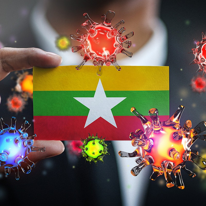 COVID-19 and Labour-intensive Industry in Myanmar
