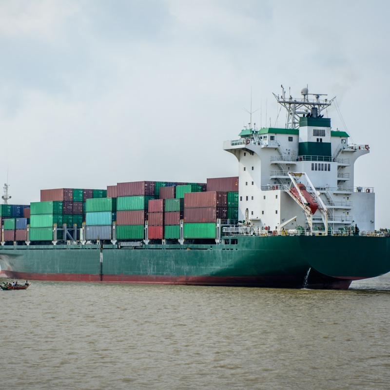 Myanmar's Sea Trade hits over US.5 bn