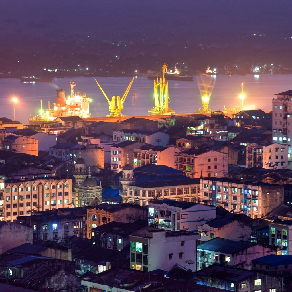 Total SA and Myanmar Government in talks to construct gas-fired power plant and supply LNG to Yangon