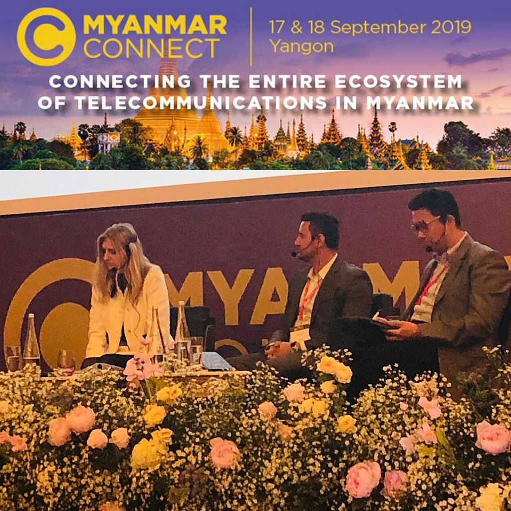 Charltons at Myanmar Connect 2019