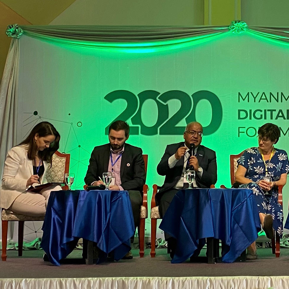 Charltons at Myanmar Digital Rights Forum 2020