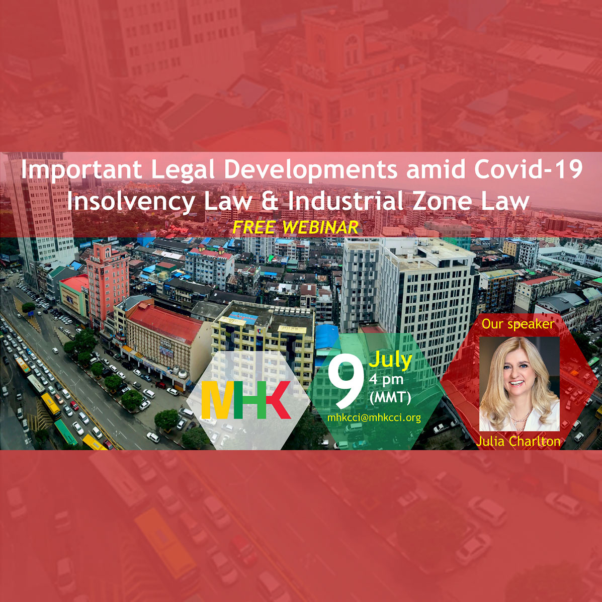 Webinar: Important Legal Developments Amid Covid-19: Insolvency Law & Industrial Zone Law