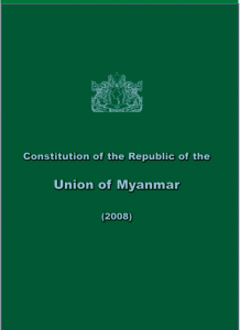 Constitution of Myanmar